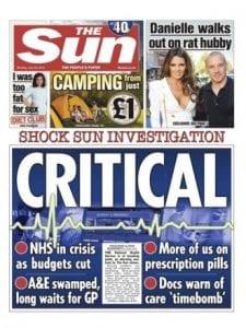 NHS The Sun